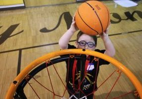 Special Olympics Basketball Pic 1